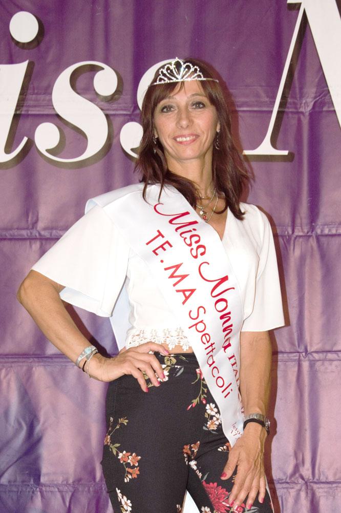 Marzia Saponi - Miss Nonna Italiana 2018