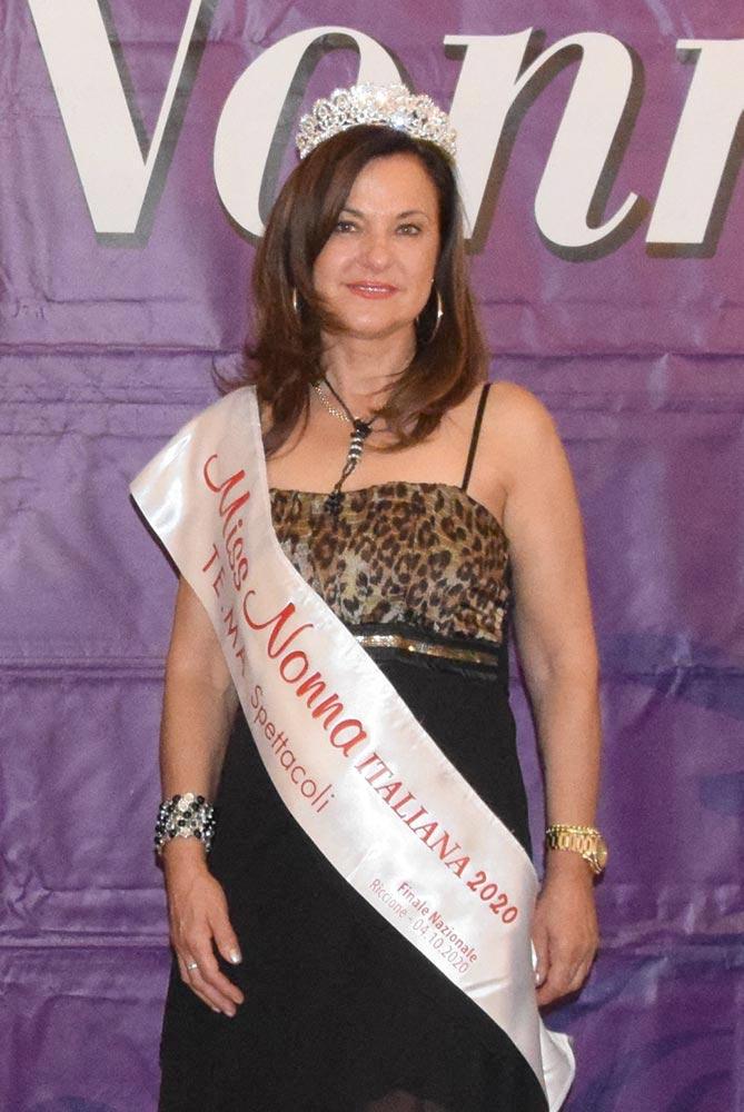 Miss Nonna 2020 Lorella Bedon