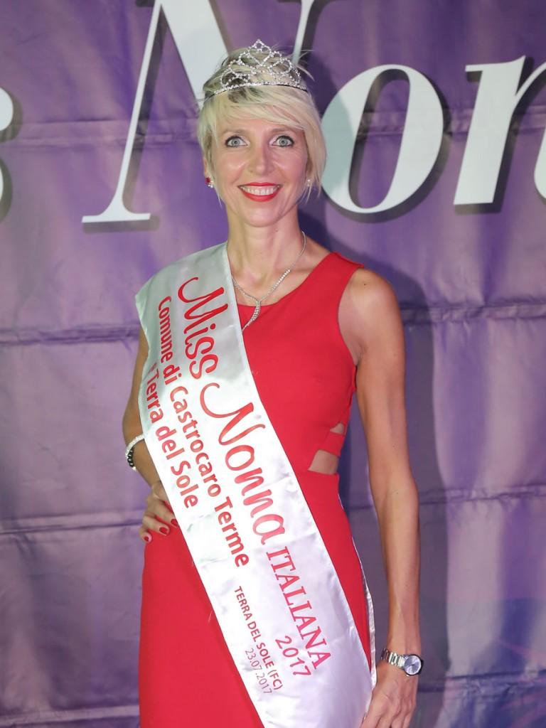 Doriana Stuffo Miss Nonna Italiana 2017