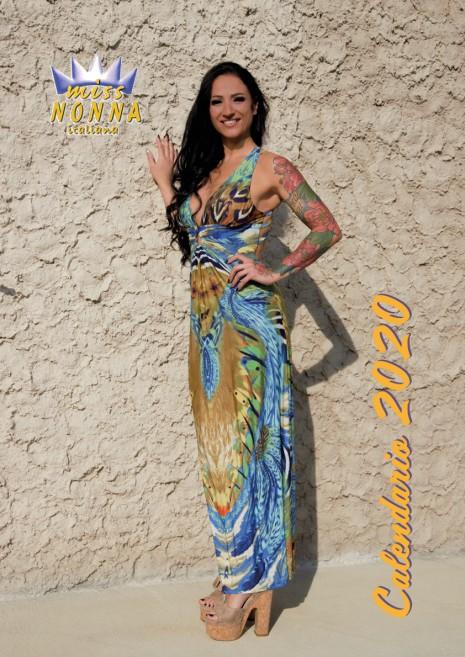 Calendario 2020 Miss Nonna - 00 copertina