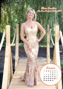 Calendario 2020 Miss Nonna - 01 gennaio