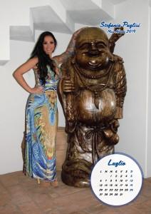 Calendario 2020 Miss Nonna - 07 luglio