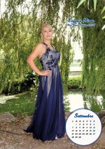 Calendario 2020 Miss Nonna - 09 settembre