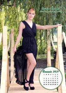 Calendario 2020 Miss Nonna - 13 gennaio 2021